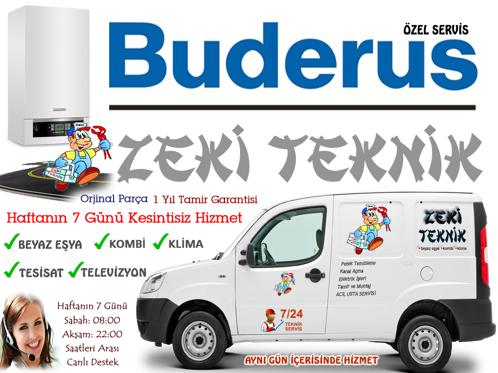 İzmir Buderus Servisi