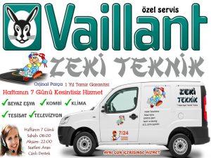 Vaillant Kombi Servisi Karşıyaka-Çiğli