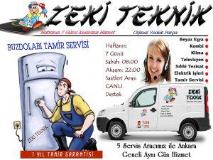 Buzdolabı Gaz Dolum Fiyatları Bozkır Konya