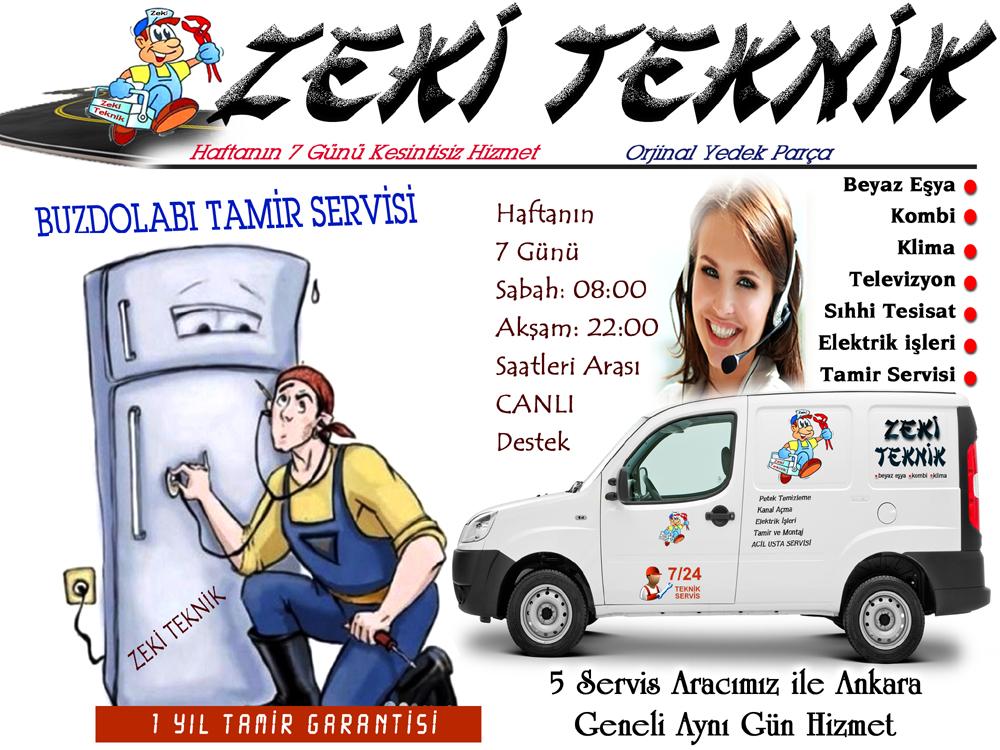 Çalı Beyaz Eşya Servisi / Buzdolabı Tamircisi 444 95 87