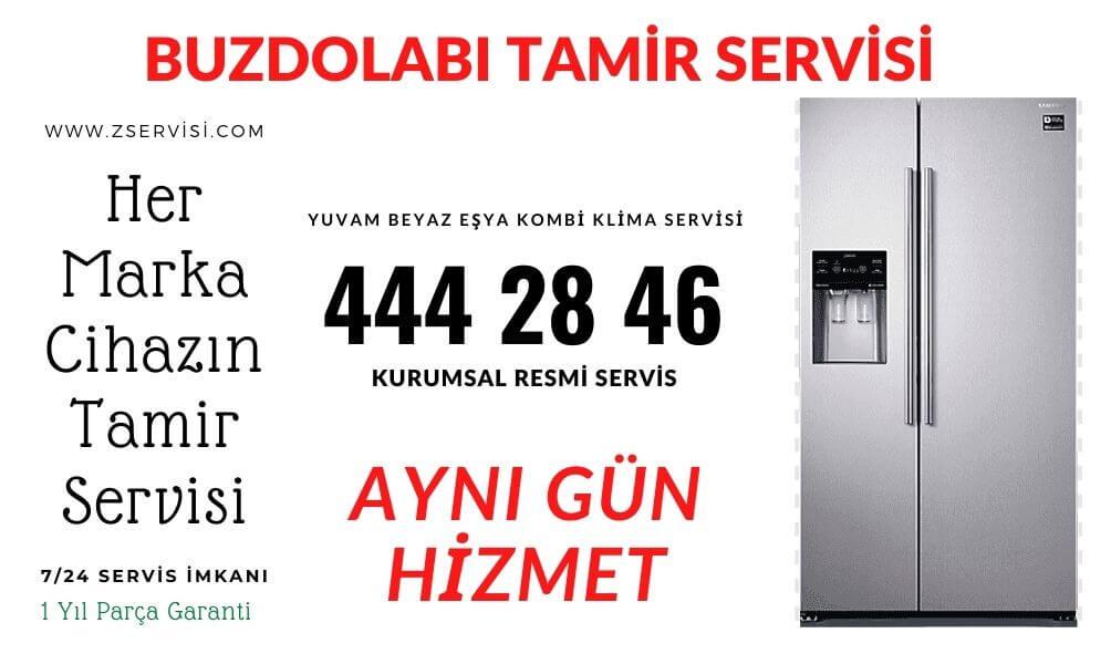 buzdolabı tamir servisi