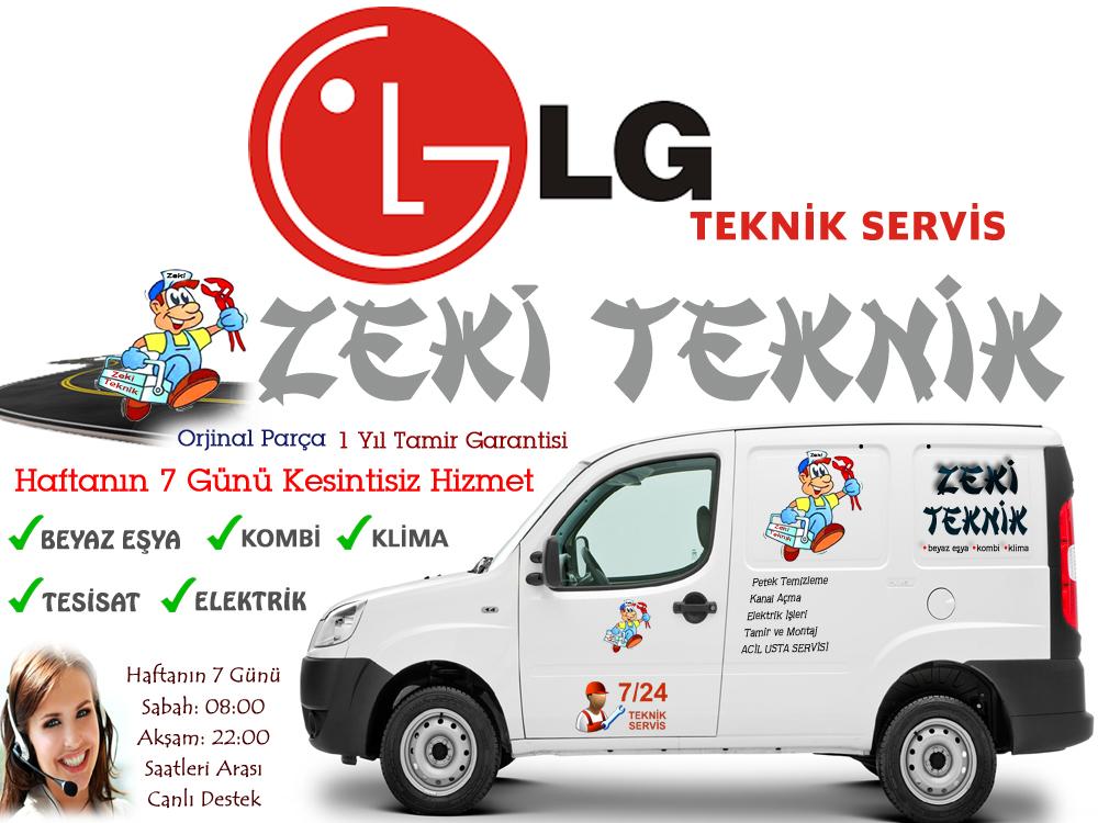 Aydın Söke LG Beyaz Eşya Teknik Servisi