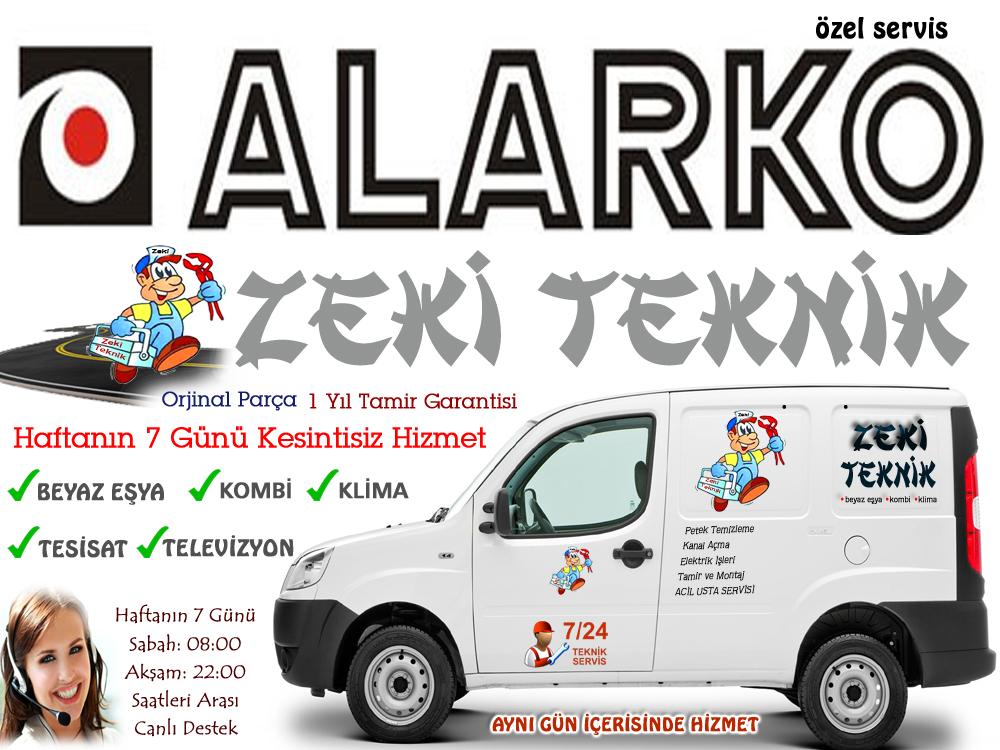 Keçiören Alarko Kombi Servisi