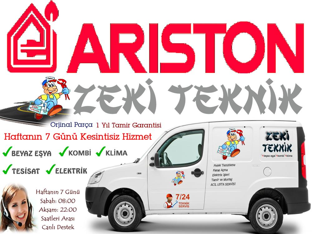 keçiören Ankara Ariston Servisi