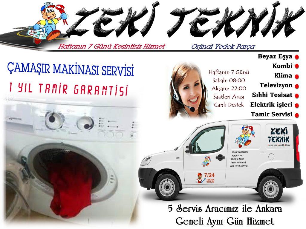 Çamaşır makinası Servisi tamircisi