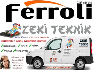 Ferroli Kombi Teknik Servisi