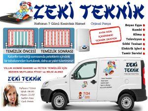 Ankara Kombi Petek Temizliği Fiyatları 444 28 46