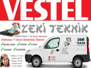 Vestel buzdolabı tamir servisi