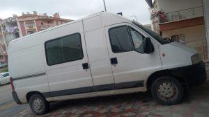 panelvan/minibüs kiralama