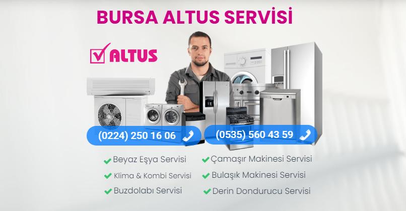 BURSA ALTUS SERVİSİ