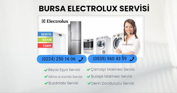 BURSA ELECTROLUX SERVİS