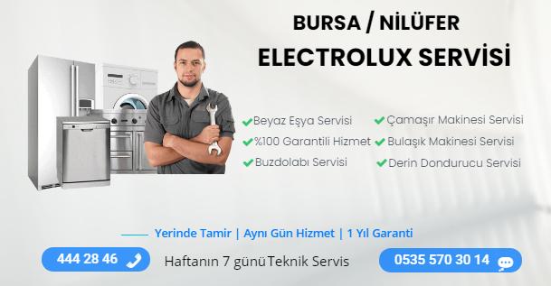BURSA NİLÜFER ELECTROLUX SERVİS