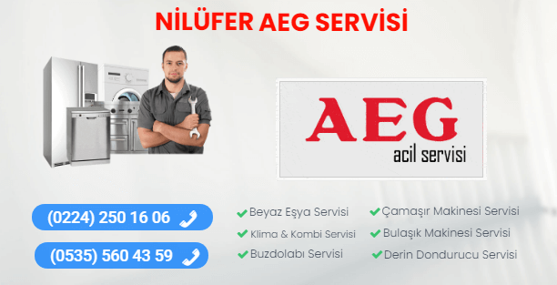 NİLÜFER AGE SERVİSİ