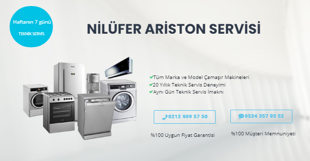 NİLÜFER ARİSTON SERVİSİ