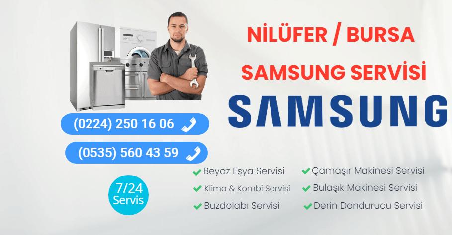 Nilüfer Samsung Servisi