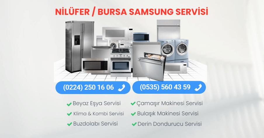 Nilüfer Samsung Teknik Servisi