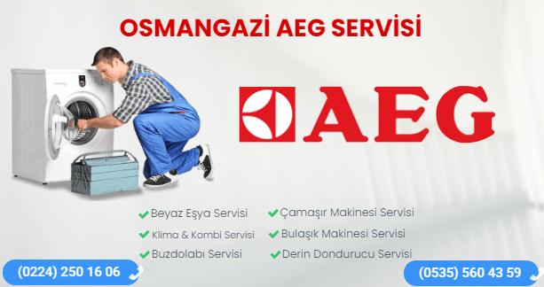 Osmangazi AEG Servis
