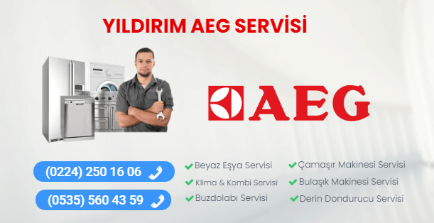 YILDIRIM AEG SERVİSİ