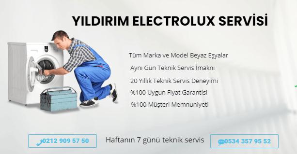 YILDIRIM ELECTROLUX SERVİS
