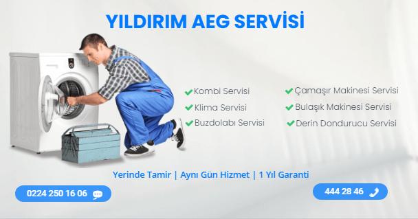 YILDIRIM AEG SERVİS