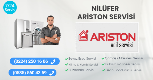 nilüfer ariston servisi