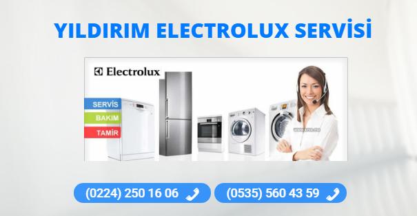 yıldırım electrolux servisi