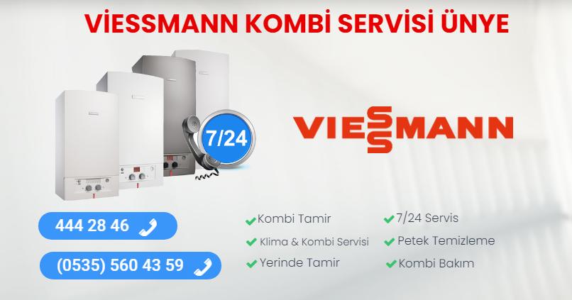 viessmann kombi servisi ünye