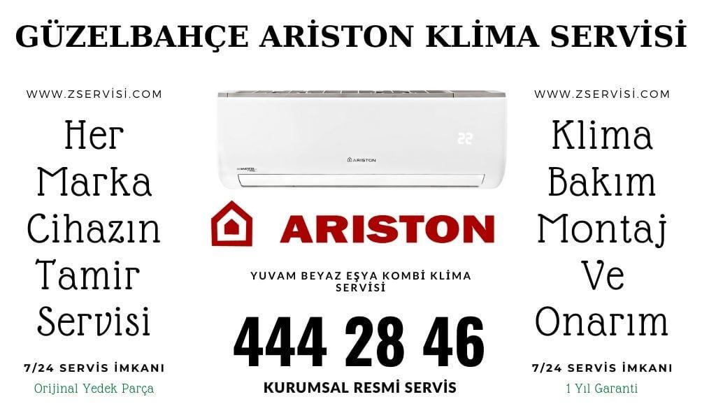 güzelbahçe ariston klima servisi