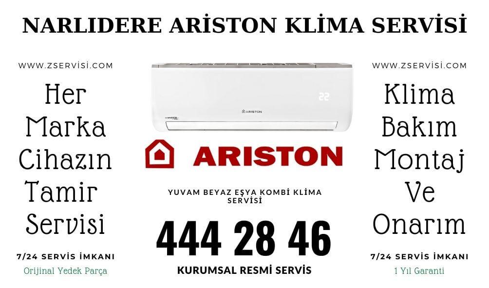 narlıdere ariston klima servisi